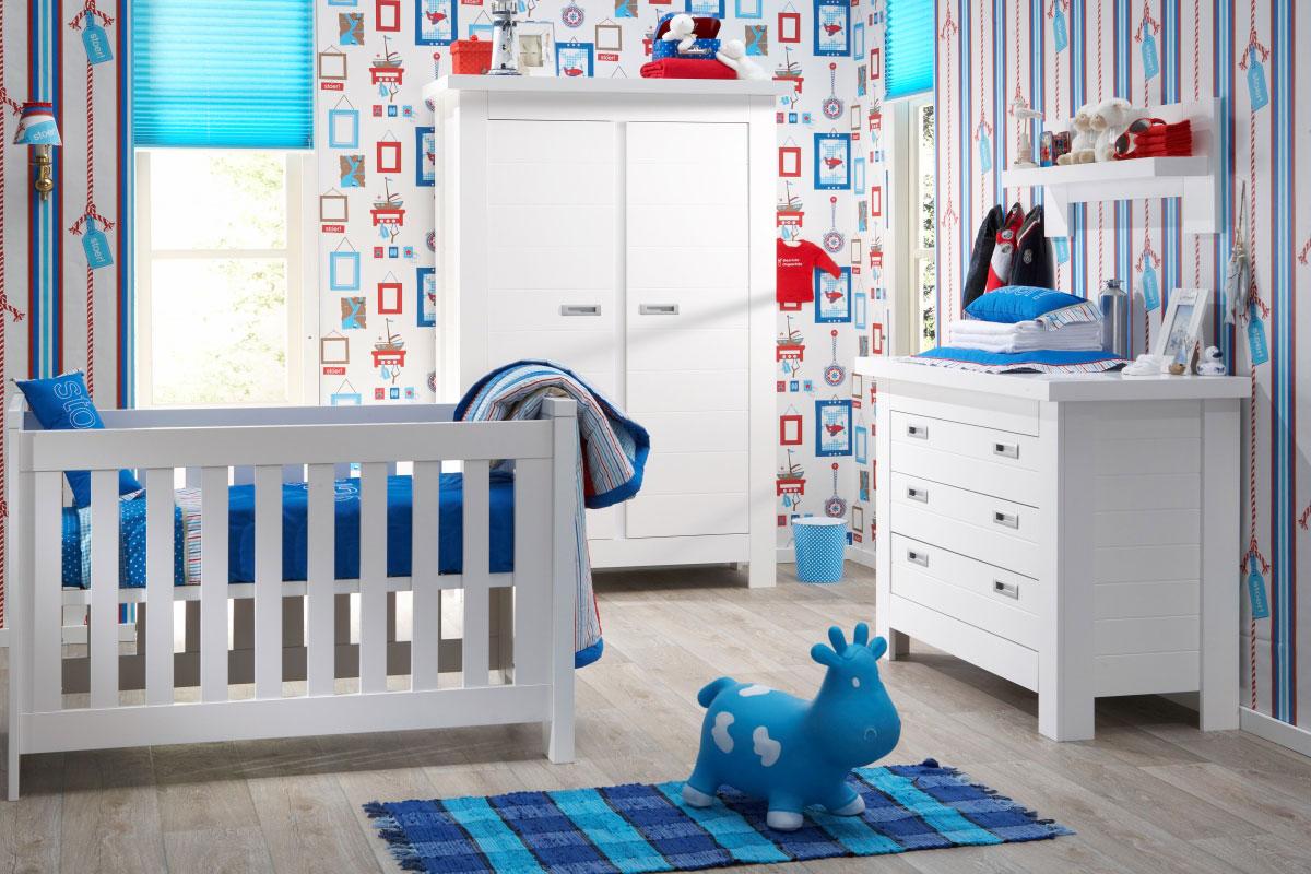 Babykamer Sevilla Twf.Interbaby Handleidingen