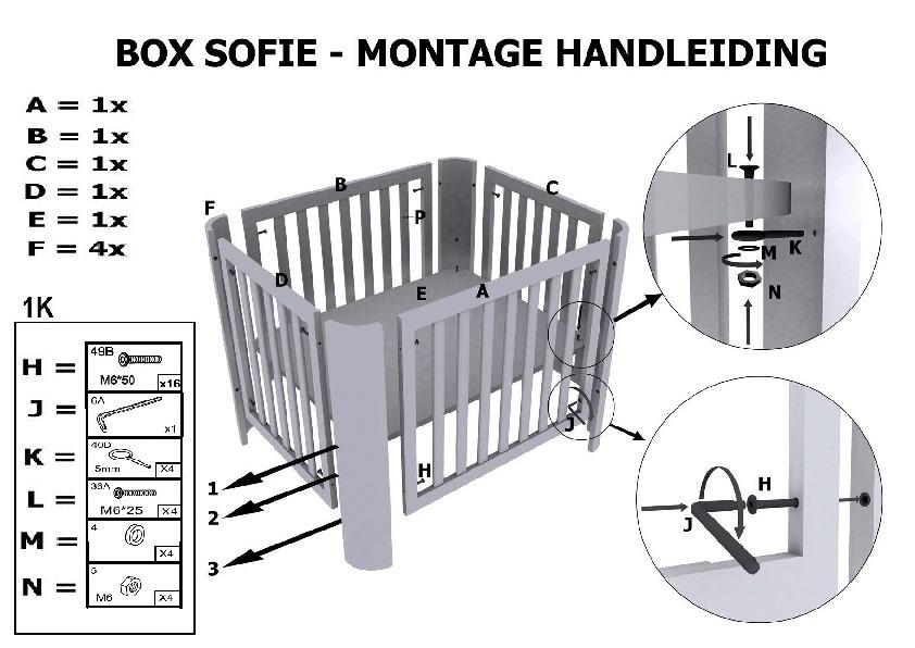 Box Sofie